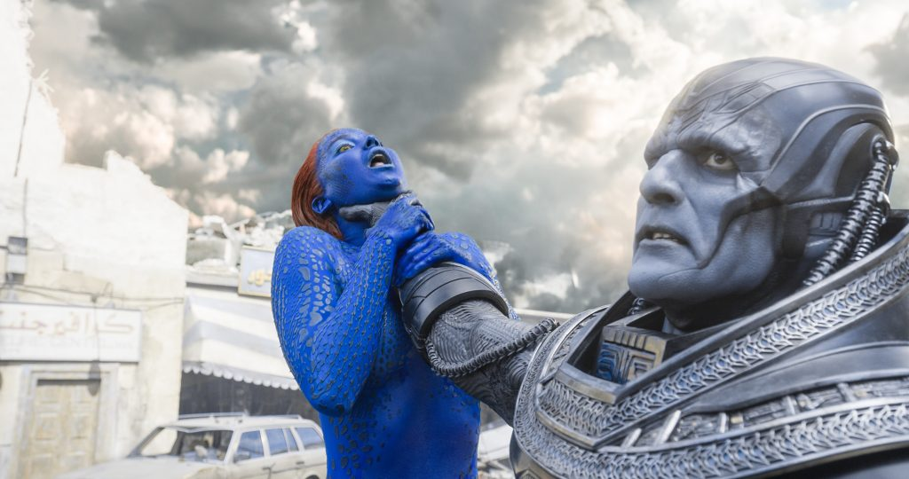X-Men Apocalypse : découvrez le secret derrière le tournage de la scène de Quicksilver